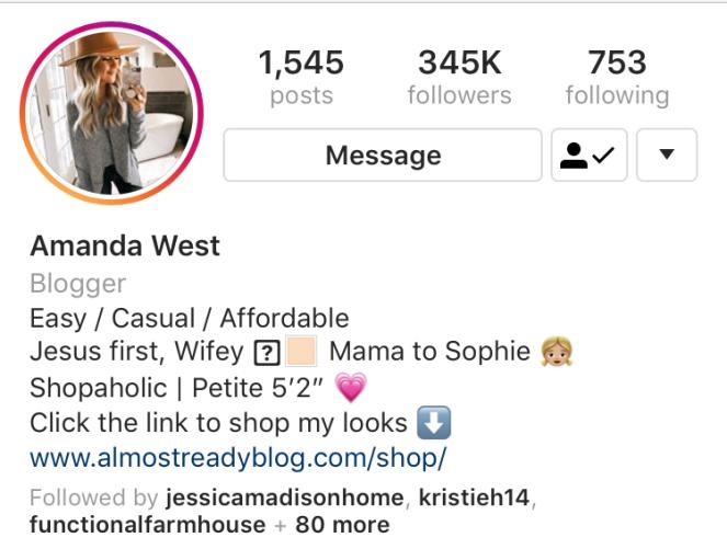 Instagram - Almost Ready Blog